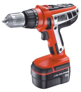 Black&Decker HP 126F3K